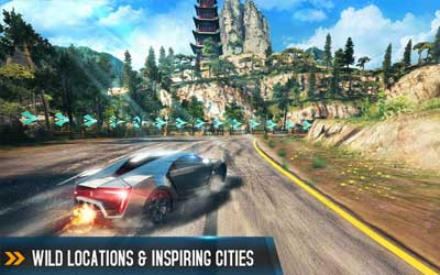 Asphalt 8: Airborne 1.3.2 Screenshot 1