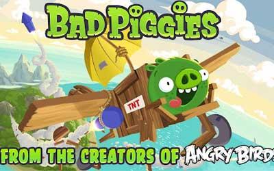 Bad Piggies 1.5.0 Screenshot 1