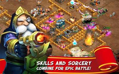 Castle Clash 1.2.51 Screenshot 1