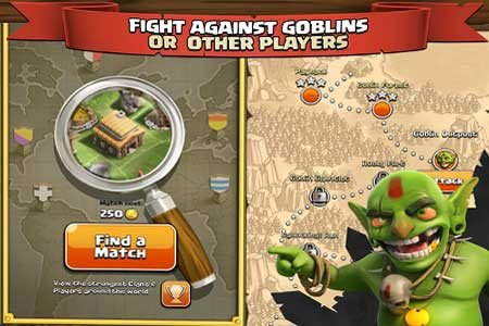 Clash of Clans 7.156.5 Screenshot 1