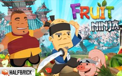 Fruit Ninja Free 1.9.2 Screenshot 1