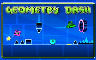 Geometry Dash Lite 2.01 Screenshot 1