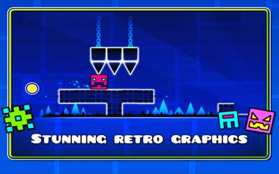 Geometry Dash Lite 1.71 Screenshot 1