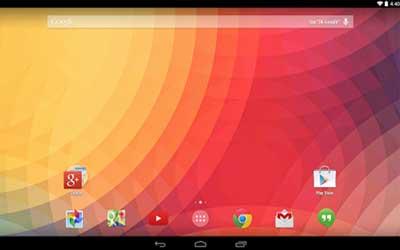 Google Now Launcher 1.0.16.1154249 Screenshot 1
