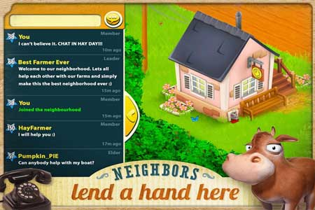 Hay Day 1.25.86 Screenshot 1