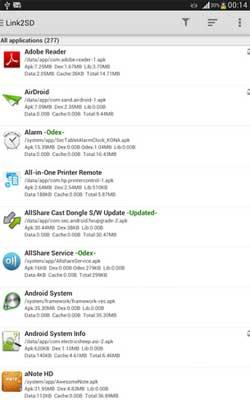 Link2SD 3.5.1 Screenshot 1