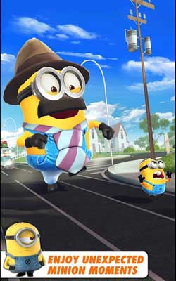 Despicable Me : Minion Rush 1.7.2 Screenshot 1