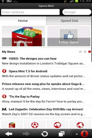 Opera Mini 7 5 4 APK - APKField