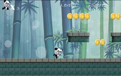 Panda Run 2.1.0 Screenshot 1