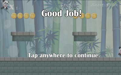 Panda Run 2.2.0 Screenshot 1