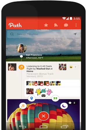 Path 4.0 Screenshot 1