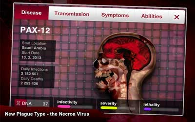 Plague Inc. 1.10.3 Screenshot 1
