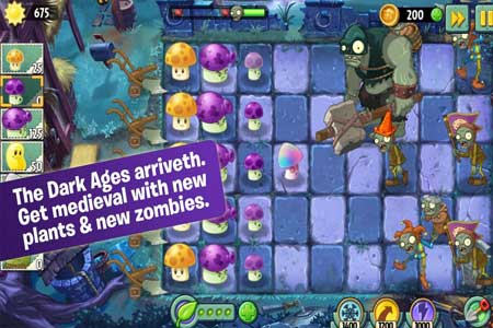 Plants vs. Zombies 2 3.7.1 Screenshot 1
