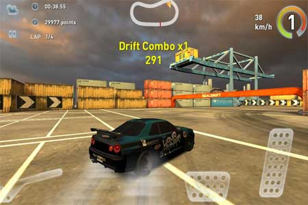 Real Drift Car Racing Free 2.1 Screenshot 1