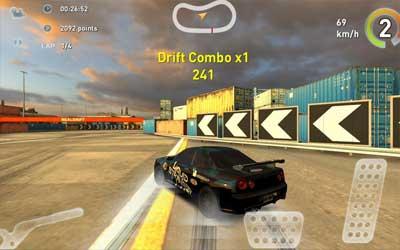 Real Drift Car Racing Free 2.4 Screenshot 1