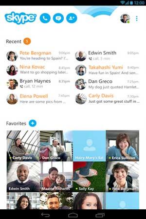 Skype 5.11.0.15471 Screenshot 1