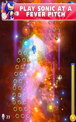 Sonic Jump Fever 1.0.0 Screenshot 1