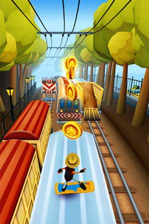 Subway Surfers 1.45.0 Screenshot 1