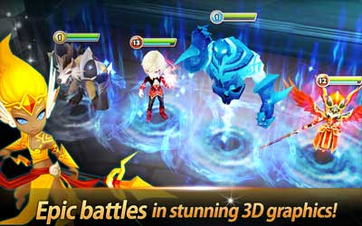 Summoners War: Sky Arena 1.1.9 Screenshot 1