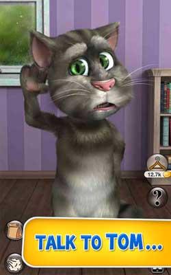 Talking Tom Cat 2 Free 4.5.2 Screenshot 1