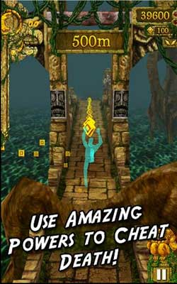 Temple Run 1.6.1 Screenshot 1