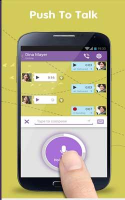 Viber 4.3.0.712 Screenshot 1
