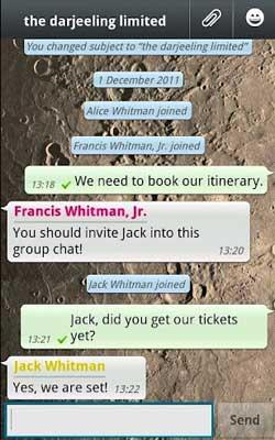 WhatsApp 2.11.301 Screenshot 1