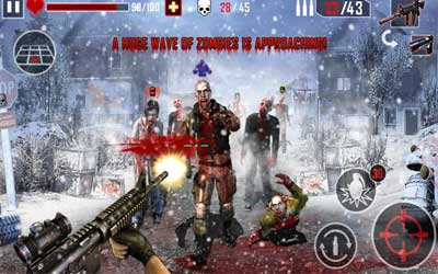 Zombie Killer 1.6 Screenshot 1