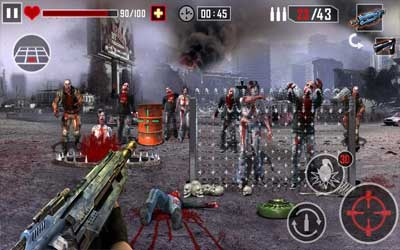Zombie Killer 1.7 Screenshot 1