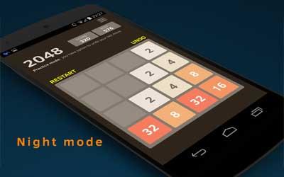 2048 Number puzzle game 6.46 Screenshot 1