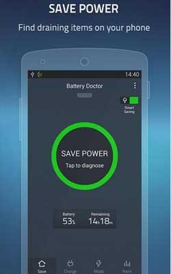 Battery Doctor (Battery Saver) 4.10.2 Screenshot 1