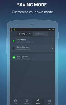 Battery Doctor (Battery Saver) 4.17 Screenshot 1