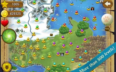 Bubble Witch Saga 3.1.30 Screenshot 1