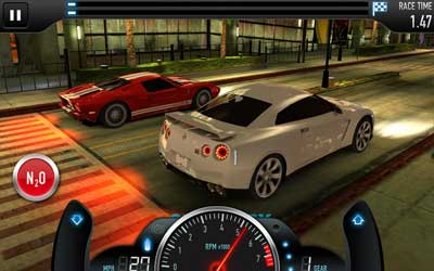CSR Racing 3.1.0 Screenshot 1