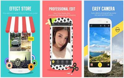 Camera360 Ultimate 6.1.2 Screenshot 1