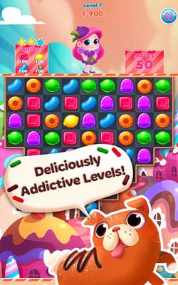 Candy Blast Mania 1.3.8.5g Screenshot 1