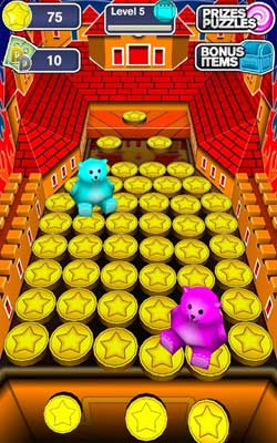 Coin Dozer 8.1 Screenshot 1