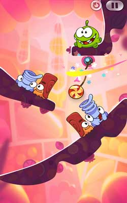 Cut the Rope 2 1.1.7 Screenshot 1