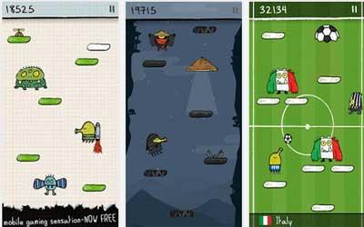 Doodle Jump 2.1.0 Screenshot 1