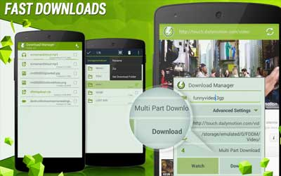 Download Manager for Android 4.55 Screenshot 1