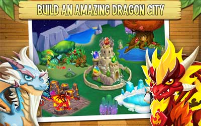 Dragon City 3.6.1 Screenshot 1