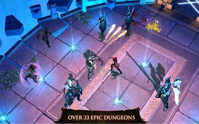 Dungeon Hunter 4 1.7.0m Screenshot 1