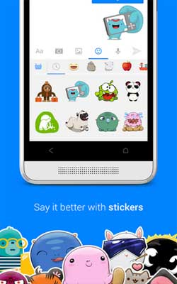 Facebook Messenger 22.0.0.19.14 Screenshot 1