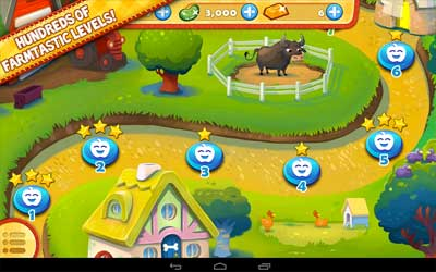 Farm Heroes Saga 2.33.7 Screenshot 1