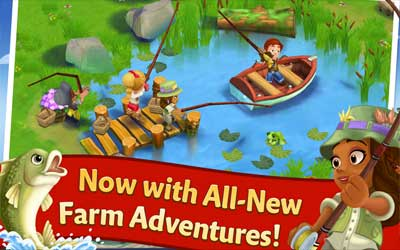 FarmVille 2: Country Escape 1.8.95 Screenshot 1