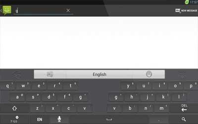 GO Keyboard (Emoji Free) 2.11 Screenshot 1