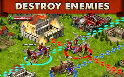 Game of War – Fire Age 2.6.352 Screenshot 1
