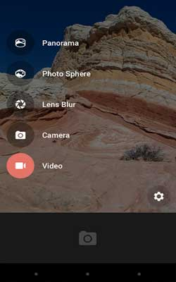 Google Camera 2.5.052 Screenshot 1
