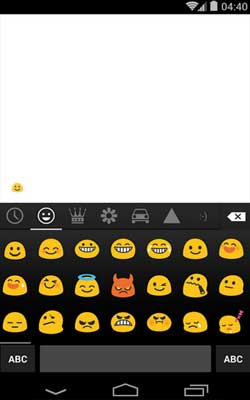 Google Keyboard 4.1.22063.1974169 Screenshot 1