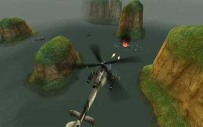 GUNSHIP BATTLE : Helicopter 3D 1.1.5 Screenshot 1